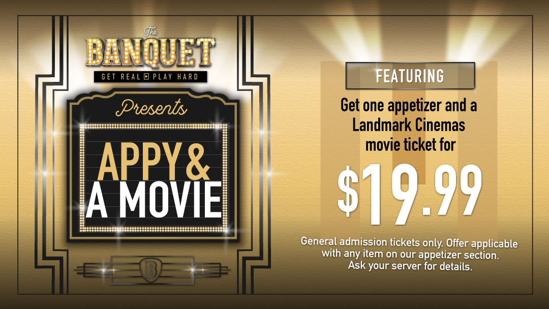 Appy & a Movie Deal